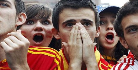 Spain disappointment